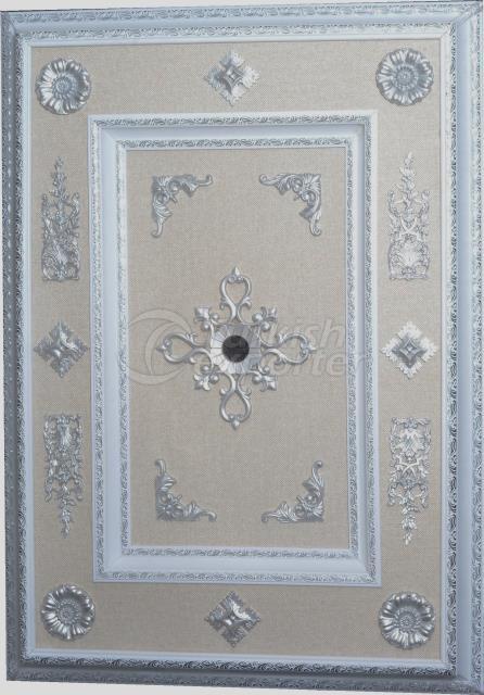 Artisting Ceiling 80x120cm
