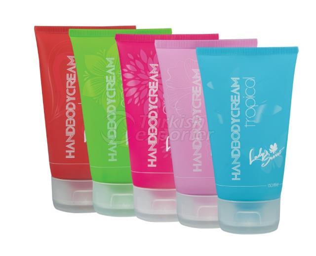 Hand-Body Cream 150ml for Women