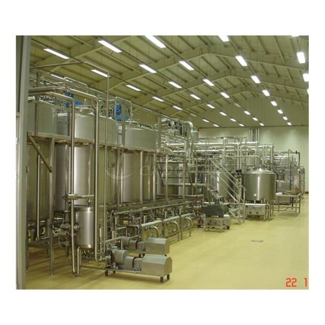 Instalaciones de procesamiento de alimentos