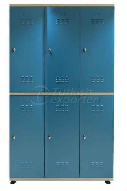 New Type 6 Door Locker