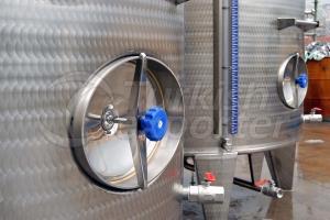 olive oil tank