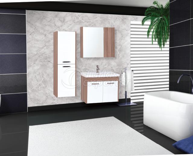 Zigana80 Bath Cabinet