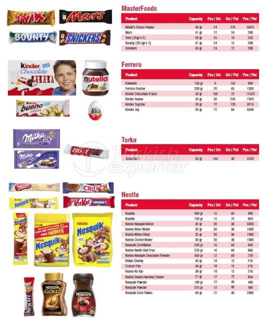 Mars - Nestle - Nesquik