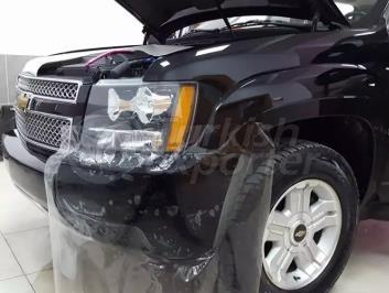 Vehicle Hood Protection Film