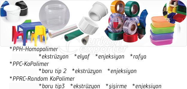 مادة البولي بروبيلين PP-