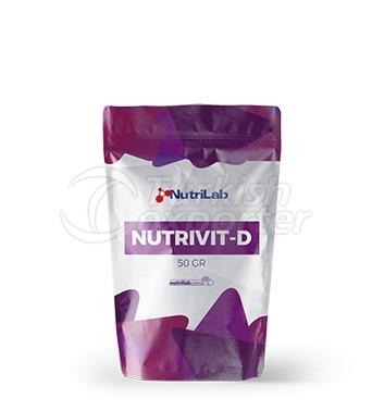 NUTRIVIT D - 50 gr Birds
