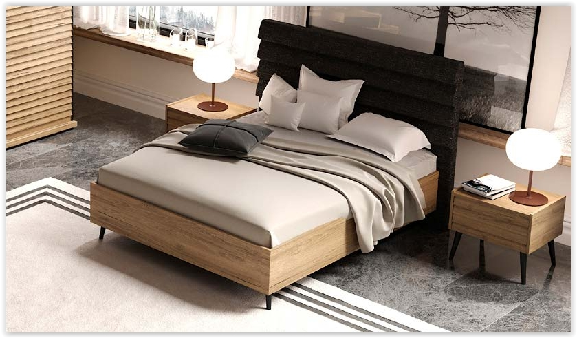 Bedroom - Venedik Bed