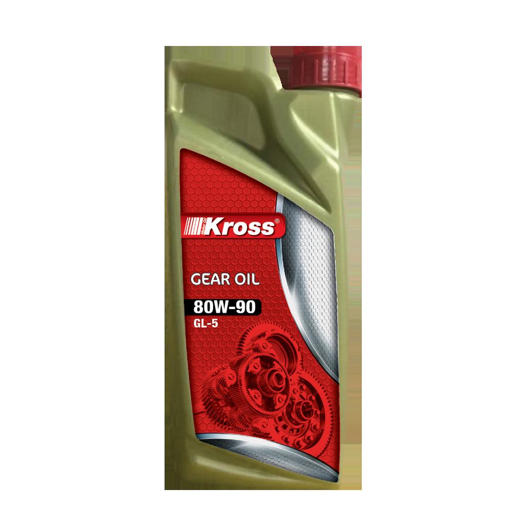 Dişli Yağı - Kross 80W 90 GL5