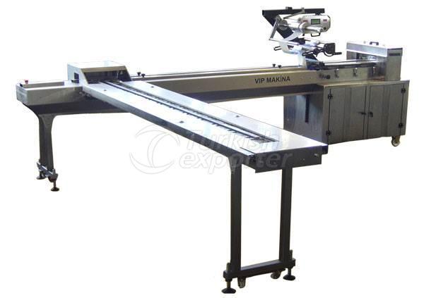 Yan Besleme Flowpack Ambalaj Makinesi VM.010