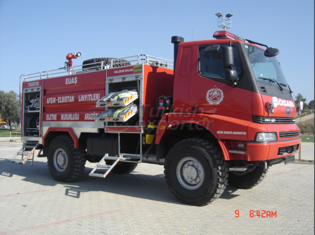FIRE FIGHTING FOR FOREST FIELD