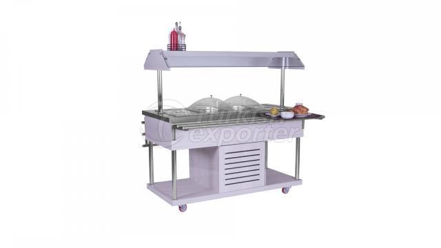 Salata barı B-ES65.150 2T
