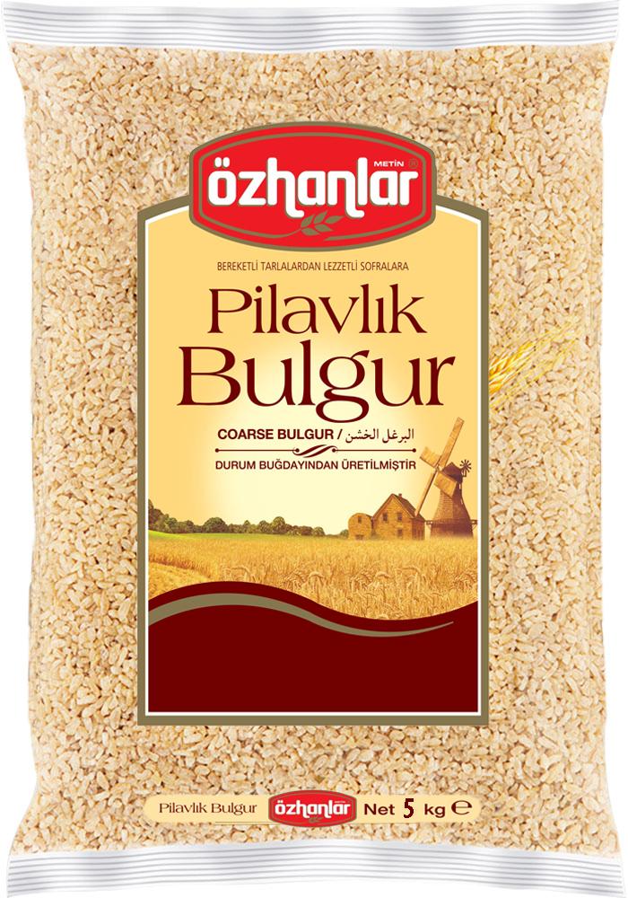 Turkish Bulghur