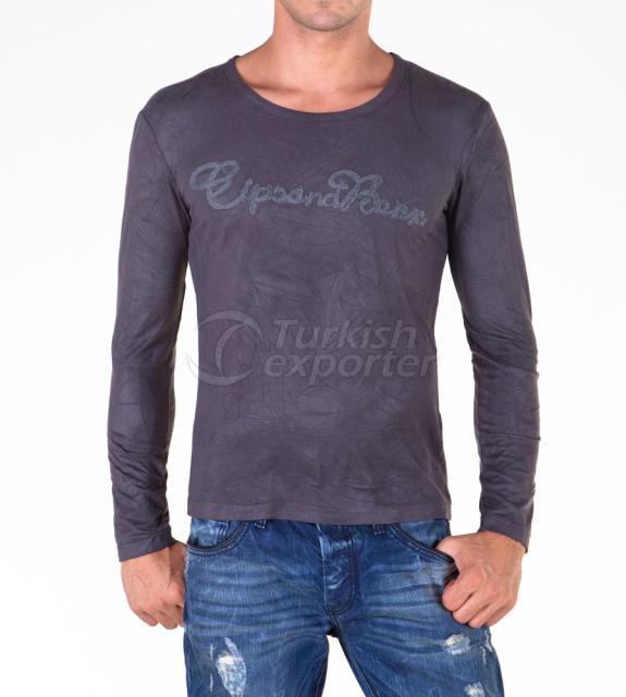 Mens Tops - T-shirts C-5378