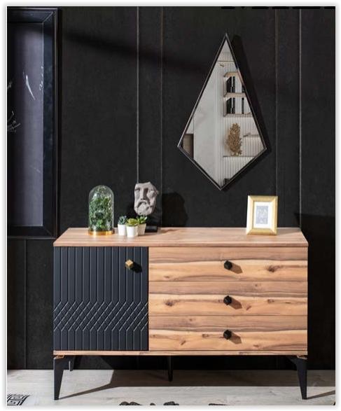 Bedroom - Milano Dresser