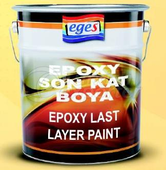 Epoxy Last Layer Paint