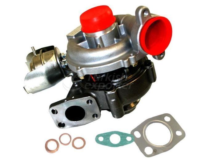 Turbocharger 753420-5005S