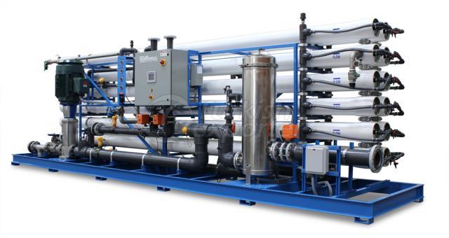 Reverse Osmosis Sistemleri