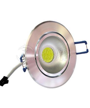 Led Spot-ELX-LED-5-SNB