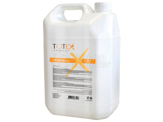 Oksidan Krem 5Lt TOTEX