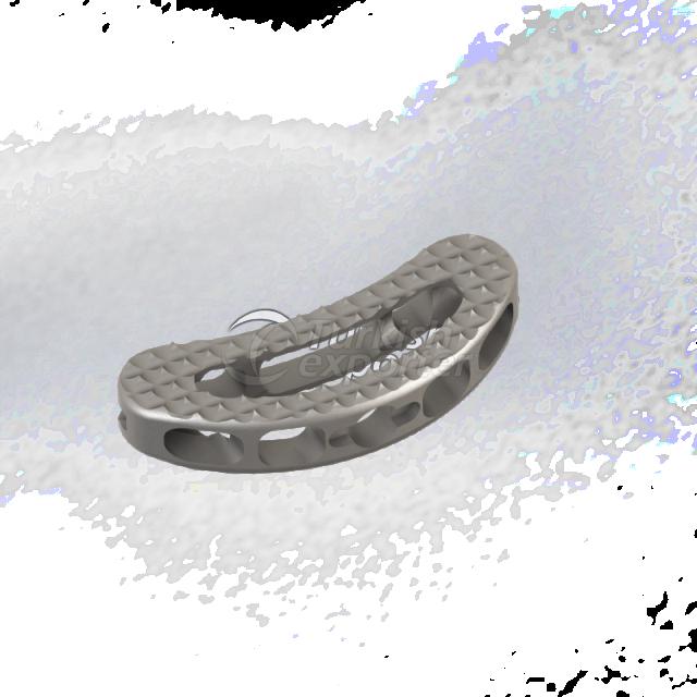 Biomech Transforaminal Lumbar Interbody Fusion Peek Cage (Tlif)