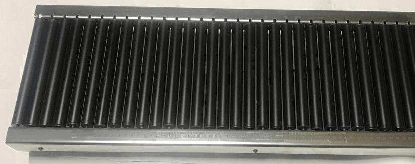 Sterilizasyon kesme-kapama makinası konveyörü