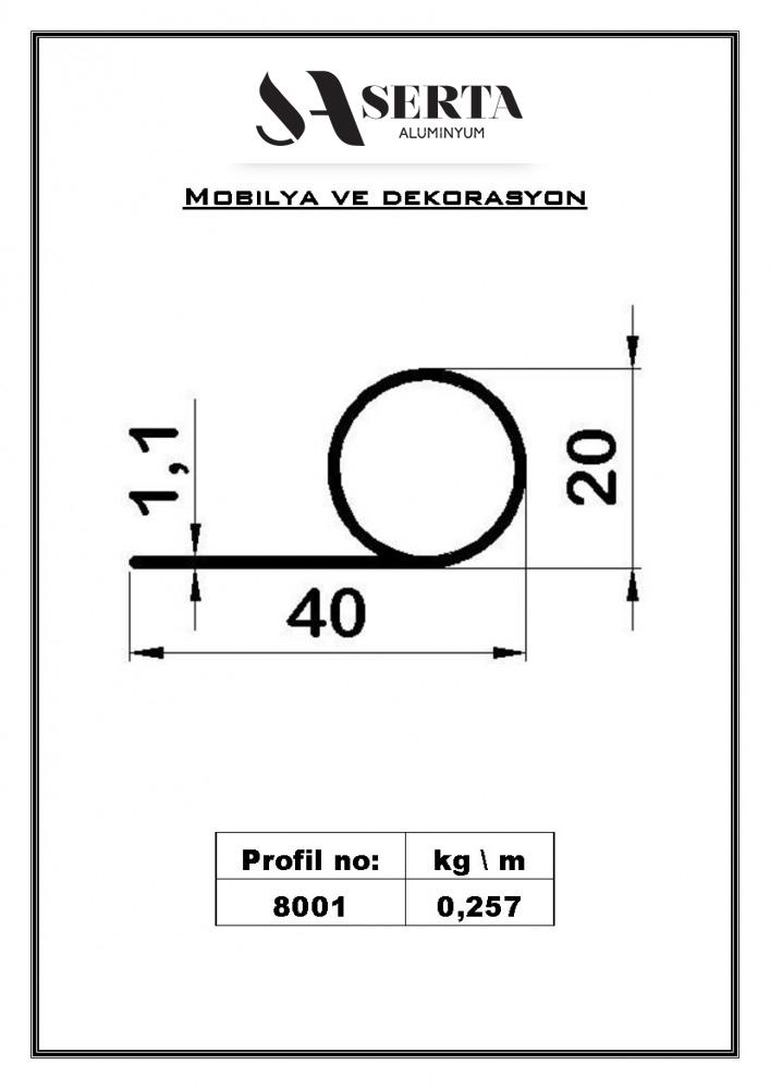 Furniture Decoration Profiles