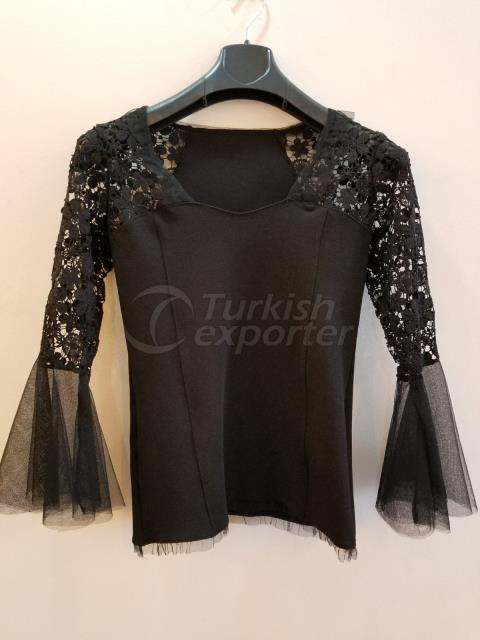 Night wear blouse