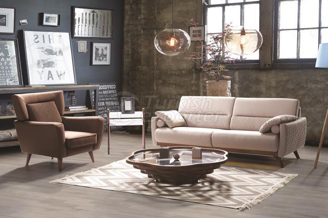 Conjunto de sofás Miranda