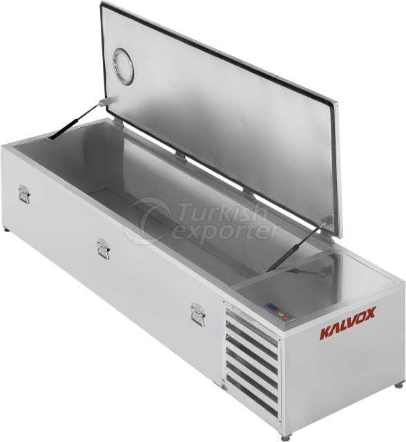 Air-conditioned Coffin Morgue Unit