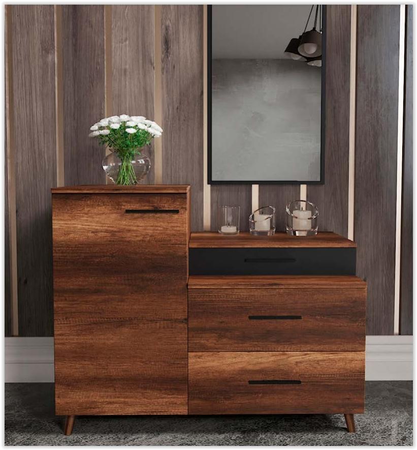 Bedroom - Roma Dresser