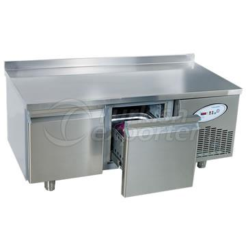 Horizontal Storage Refrigerators