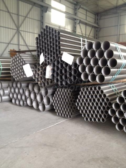 Stainless Steel Pipes (304-316)
