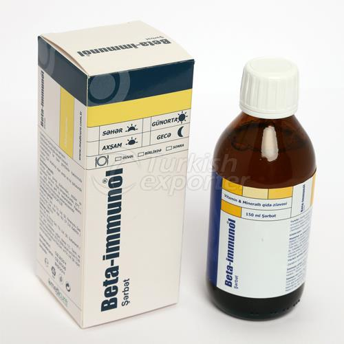 Beta-immunol 150 ml Şurup