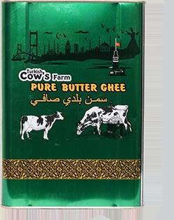 Clarified Butter Naturel