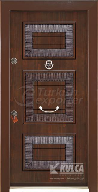 E-8015 (панельная стальная дверь)