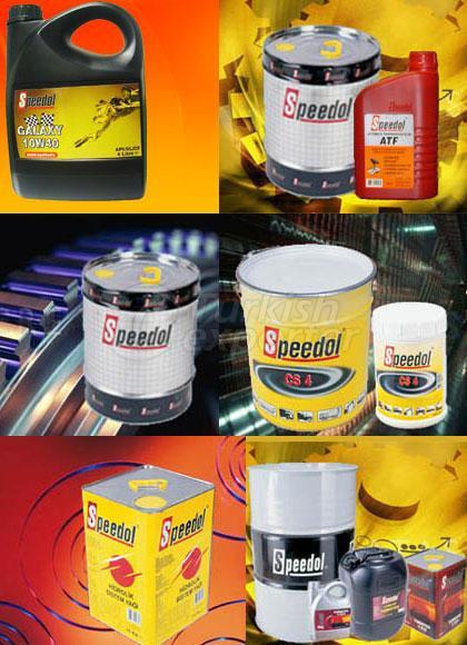 Industrial Oil Speedol