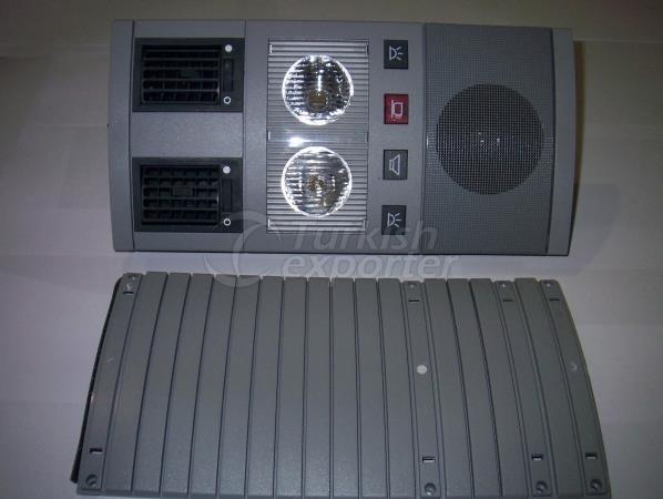 TSA-006 lampe
