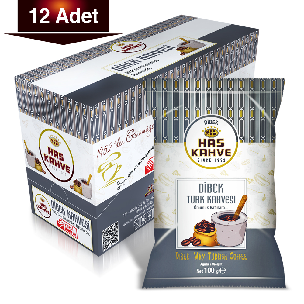 Dibek Way Turkish Coffee