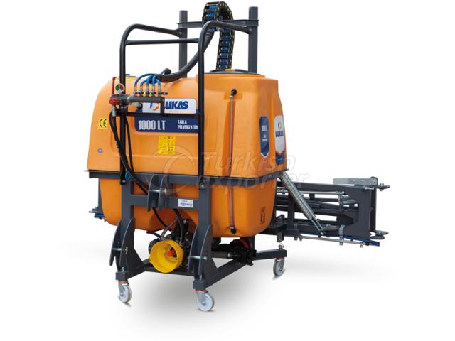 LKS-TP-1000-16M-2L Sprayers Machine