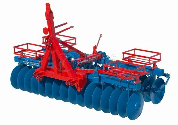Trailed-Mounted Offset Disc Harrow