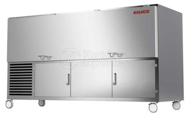 Morgue Unit with Side Loading