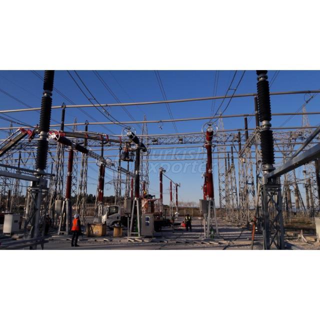 Energy Transmission-Distribution Line