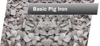 Basic Pig Iron