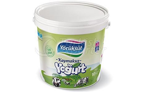 Homogenized Yoghurt 10KG