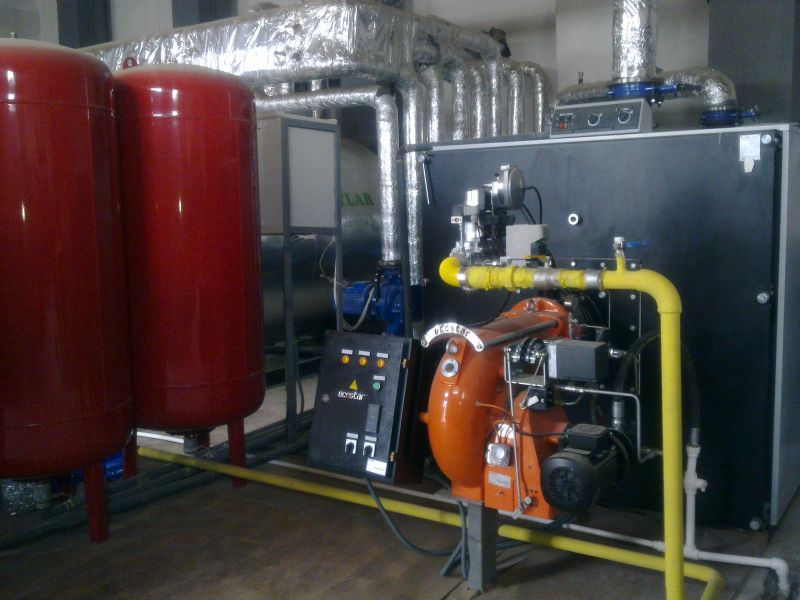 Heating Boiler Systems