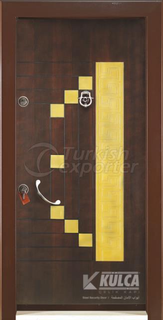 E-8020 (панельная стальная дверь)