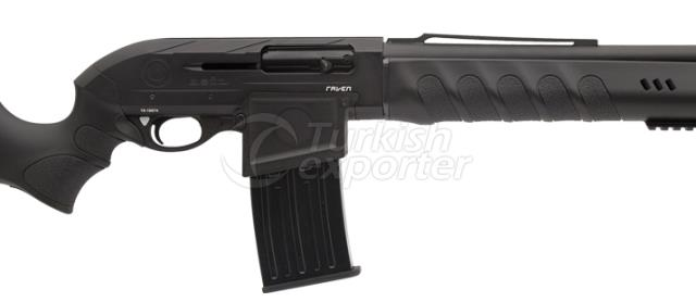 Magazine-Fed Rifle  Raven Half