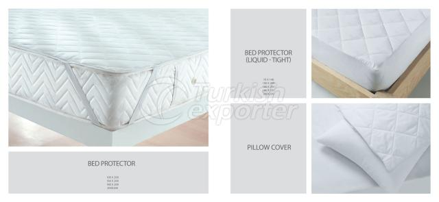 Bed Protector Liquid Tight Quilted