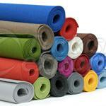 sound insulation, and upholstery fabrics