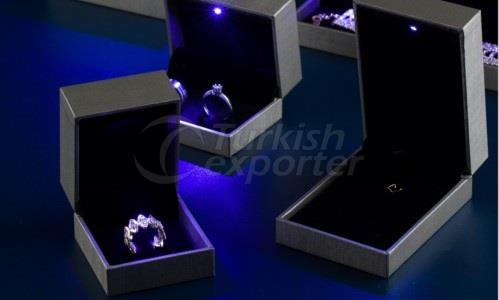 Jewelry Boxes With Light ( LED )